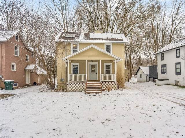 4006 Hiram Road NW, Canton, OH 44718 (MLS #4251279) :: The Art of Real Estate