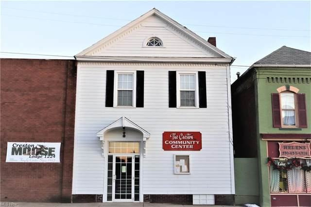 117 S Main Street, Creston, OH 44217 (MLS #4251285) :: The Holden Agency