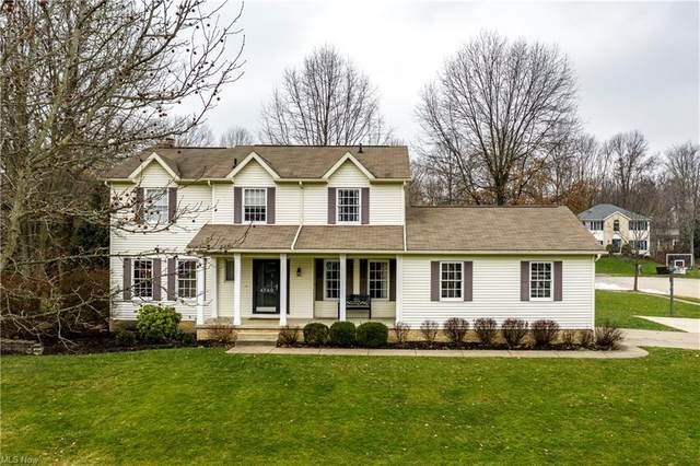 4740 Fox Run Drive, Stow, OH 44224 (MLS #4251288) :: The Art of Real Estate