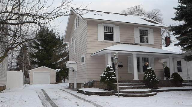3039 Amherst Avenue, Lorain, OH 44052 (MLS #4251295) :: RE/MAX Trends Realty