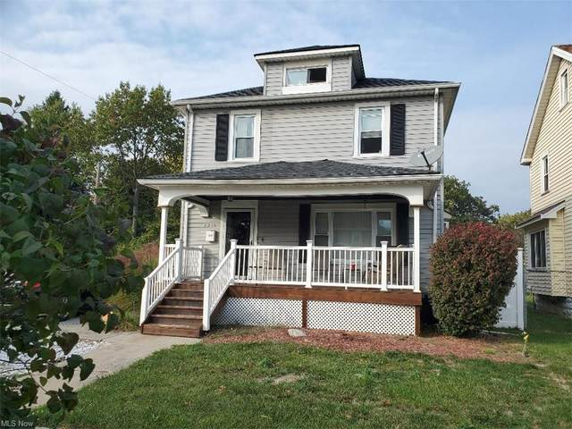 2215 E 33rd Street, Lorain, OH 44055 (MLS #4251326) :: The Art of Real Estate