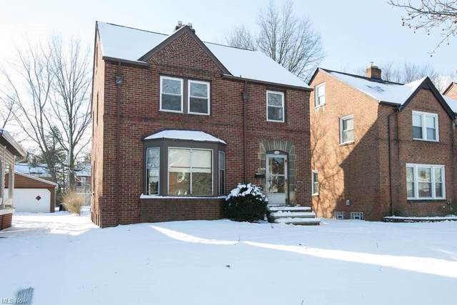 3656 Blanche Avenue, Cleveland Heights, OH 44118 (MLS #4251377) :: The Holden Agency