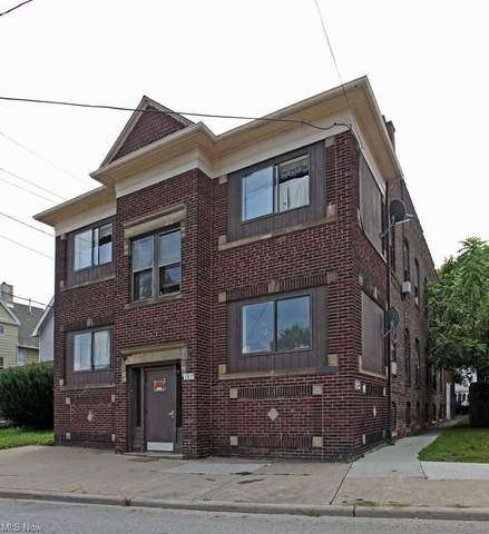 1815 Denison Avenue, Cleveland, OH 44109 (MLS #4251394) :: The Art of Real Estate