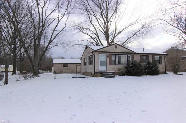 288 Towson Drive NW, Warren, OH 44483 (MLS #4251397) :: TG Real Estate