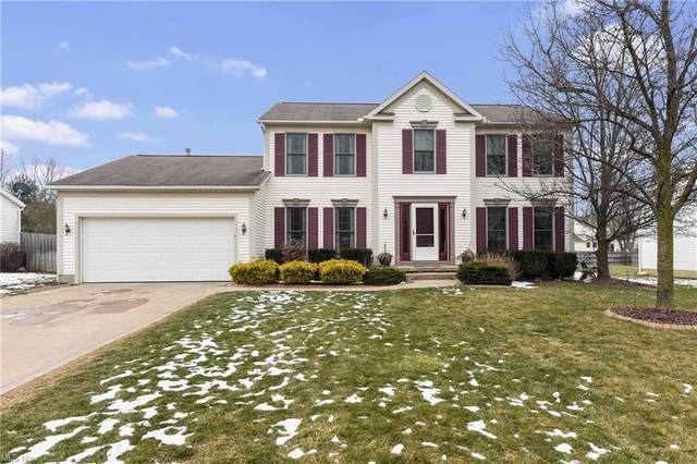 889 Yesterday Lane, Medina, OH 44256 (MLS #4251458) :: RE/MAX Trends Realty