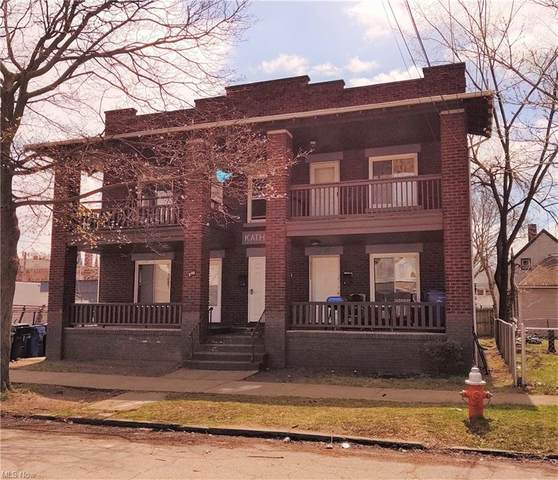 2701 Seymour Avenue, Cleveland, OH 44113 (MLS #4251479) :: The Holden Agency