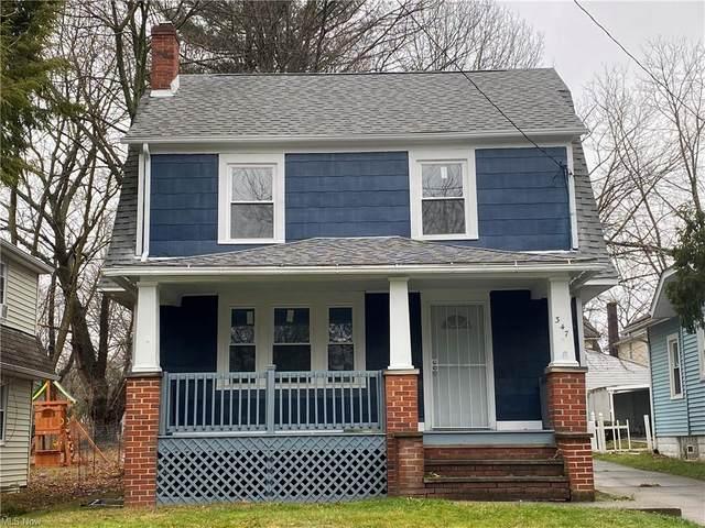 347 Noble Avenue, Akron, OH 44320 (MLS #4251560) :: Keller Williams Legacy Group Realty