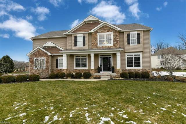 9085 Emerald Isle Street NW, Canal Fulton, OH 44614 (MLS #4251561) :: The Holden Agency