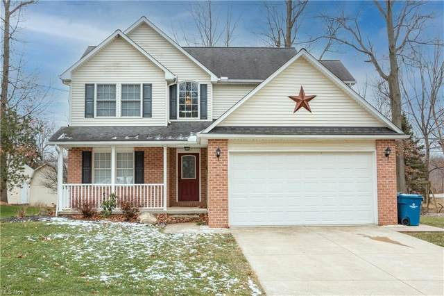 4551 Howard Drive, Vermilion, OH 44089 (MLS #4251567) :: RE/MAX Trends Realty