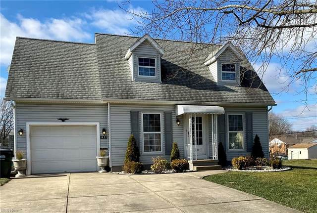 1437 Manor Avenue SW, Canton, OH 44710 (MLS #4251595) :: The Holden Agency