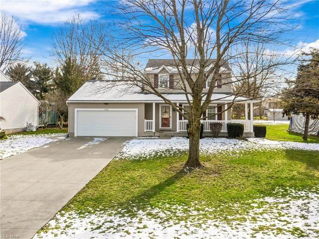 11918 Patroon Circle NW, Canal Fulton, OH 44614 (MLS #4251610) :: The Holden Agency