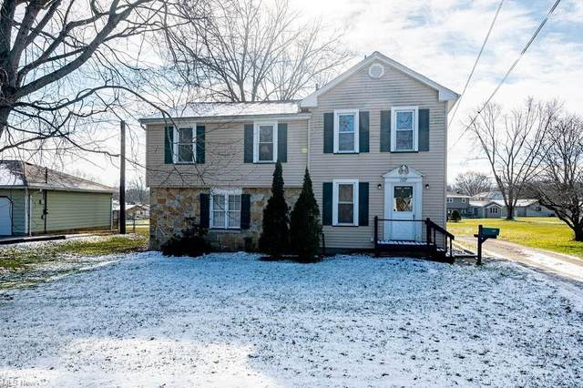 1307 Shields Road, Youngstown, OH 44511 (MLS #4251630) :: The Holden Agency