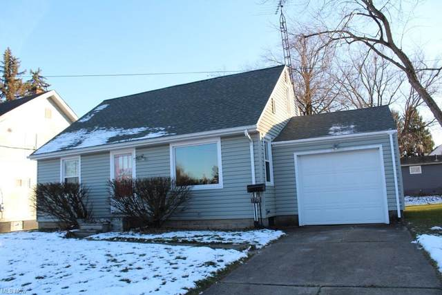 3308 Fairmount Boulevard NE, Canton, OH 44705 (MLS #4251638) :: Keller Williams Legacy Group Realty