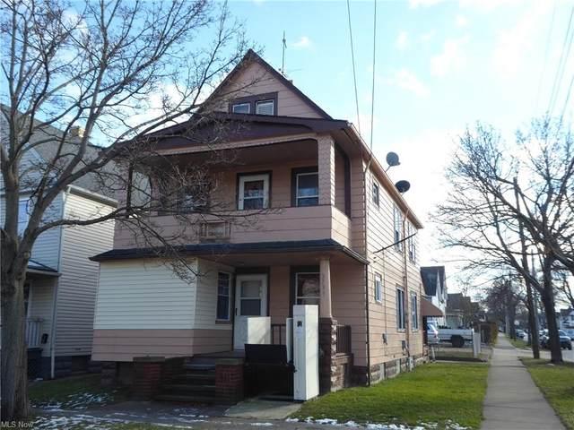3739 Newark Avenue, Cleveland, OH 44109 (MLS #4251646) :: TG Real Estate