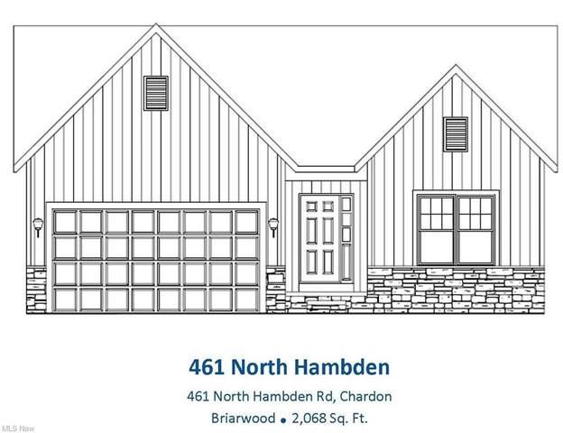 461 North Hambden Street, Chardon, OH 44024 (MLS #4251647) :: RE/MAX Trends Realty