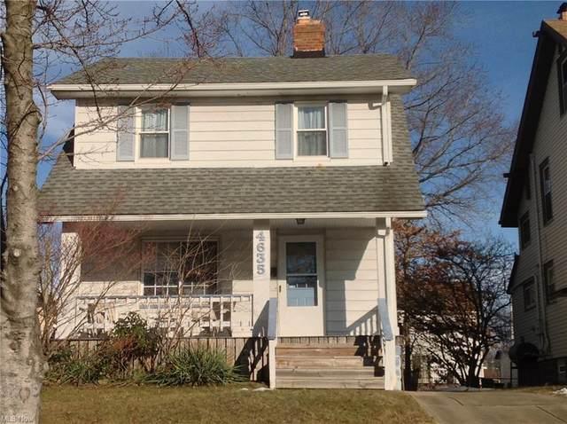 4635 E 93rd Street, Garfield Heights, OH 44125 (MLS #4251686) :: Keller Williams Legacy Group Realty