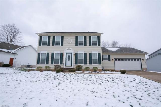 11037 Thoresby Circle NW, Uniontown, OH 44685 (MLS #4251730) :: RE/MAX Edge Realty