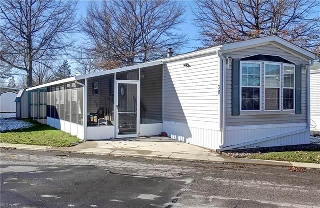 8175 N Shore Boulevard #38, Lakeside-Marblehead, OH 43440 (MLS #4251731) :: Krch Realty