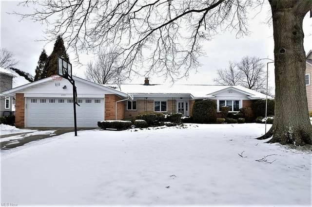25035 Twickenham Drive, Beachwood, OH 44122 (MLS #4251741) :: The Art of Real Estate
