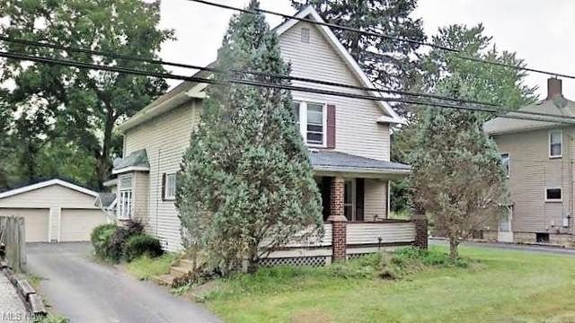 148 Drummond Avenue, Hubbard, OH 44425 (MLS #4251818) :: Select Properties Realty