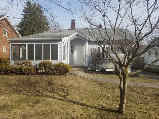 229 S Hazelwood Avenue, Youngstown, OH 44509 (MLS #4251829) :: The Art of Real Estate