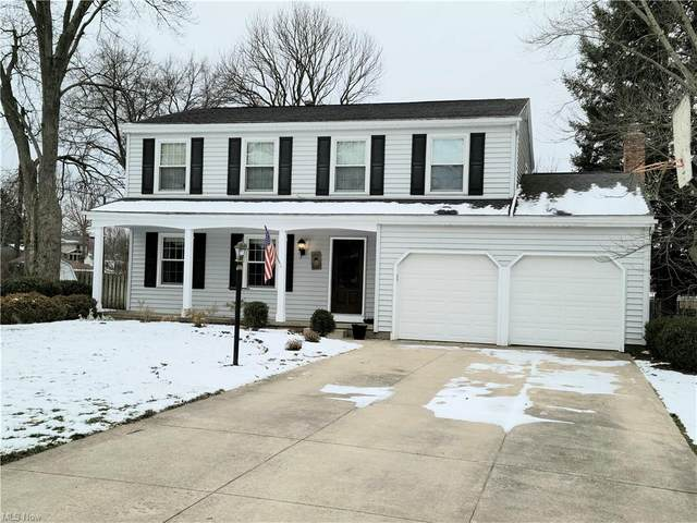 5315 Foxhill Circle NE, Canton, OH 44705 (MLS #4251849) :: RE/MAX Trends Realty