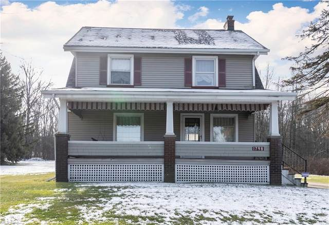1798 Salt Springs Road, Mineral Ridge, OH 44440 (MLS #4251868) :: Keller Williams Chervenic Realty