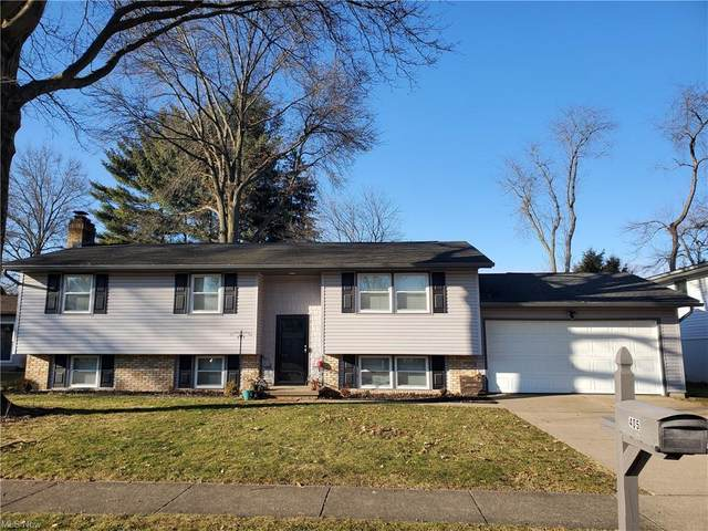 405 Oakdale Drive, Dover, OH 44622 (MLS #4251881) :: RE/MAX Trends Realty