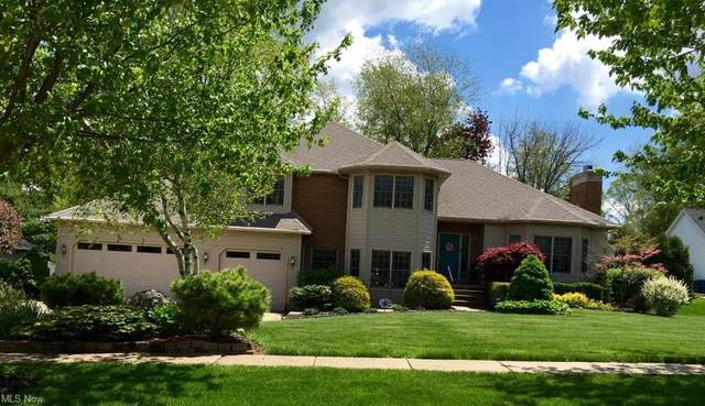 738 Clark Drive, Tallmadge, OH 44278 (MLS #4251903) :: Krch Realty