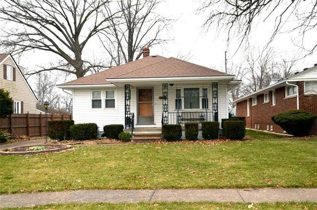 3414 Amherst Avenue, Lorain, OH 44052 (MLS #4251912) :: The Holden Agency