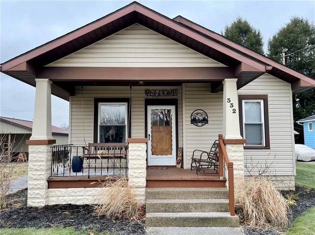 332 Maple Street, Duncan Falls, OH 43734 (MLS #4251949) :: RE/MAX Trends Realty
