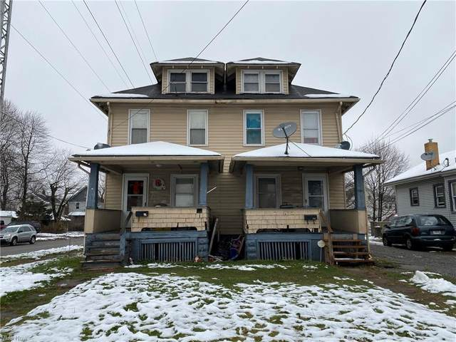 251-253 Maplewood Avenue, Struthers, OH 44471 (MLS #4251993) :: Tammy Grogan and Associates at Keller Williams Chervenic Realty