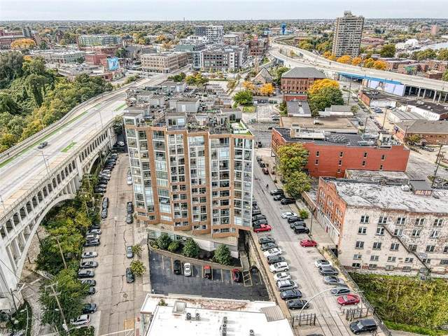 2222 Detroit Avenue #712, Cleveland, OH 44113 (MLS #4252046) :: The Holden Agency