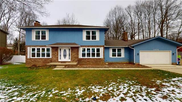 1475 Woodlake Boulevard, Stow, OH 44224 (MLS #4252139) :: RE/MAX Trends Realty