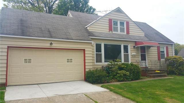 104 E 206th Street, Euclid, OH 44123 (MLS #4252155) :: RE/MAX Trends Realty