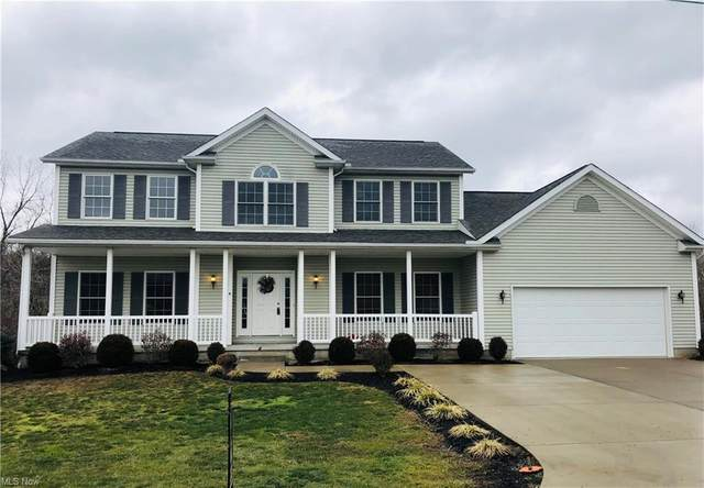 419 Hillview Drive, Shadyside, OH 43947 (MLS #4252159) :: RE/MAX Trends Realty