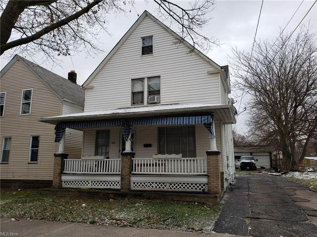 3615 E 59th Street, Cleveland, OH 44105 (MLS #4252194) :: Keller Williams Chervenic Realty