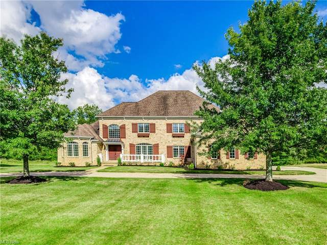 601 Heatherleigh Drive, Akron, OH 44333 (MLS #4252197) :: The Holden Agency