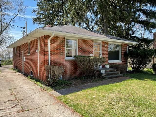 24800 Emery Road, Warrensville Heights, OH 44128 (MLS #4252205) :: Select Properties Realty