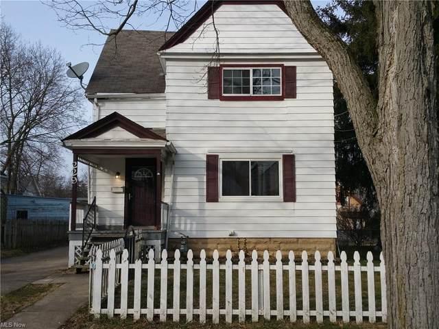 229 George Street, Elyria, OH 44035 (MLS #4252213) :: RE/MAX Trends Realty