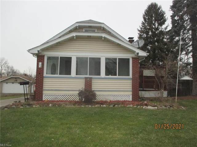124 Clifton Drive, Youngstown, OH 44512 (MLS #4252226) :: RE/MAX Trends Realty
