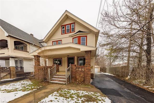3439 Beechwood Avenue, Cleveland Heights, OH 44118 (MLS #4252244) :: RE/MAX Trends Realty