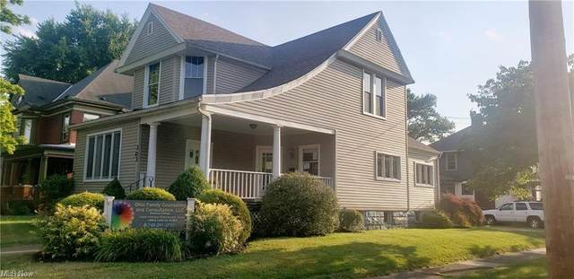 303 S 4th Street, Coshocton, OH 43812 (MLS #4252293) :: The Holden Agency