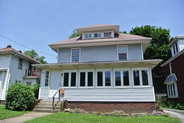 205 Oakdale Avenue, Akron, OH 44302 (MLS #4252331) :: The Holden Agency