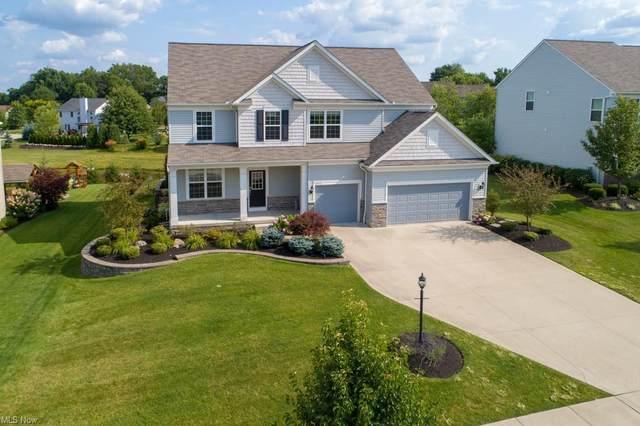 4352 Bentley Drive, Copley, OH 44321 (MLS #4252358) :: The Art of Real Estate