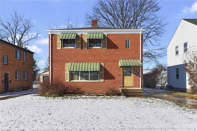 3500 W 210th Street, Fairview Park, OH 44126 (MLS #4252374) :: The Holden Agency
