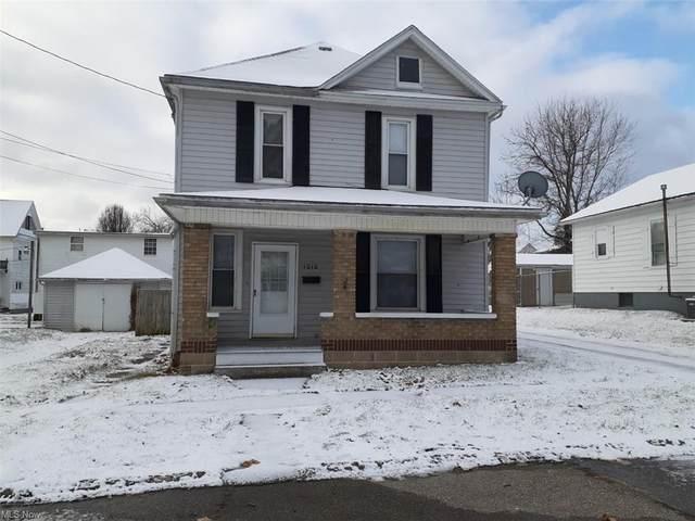 1010 Tefft Street, Parkersburg, WV 26101 (MLS #4252560) :: Keller Williams Chervenic Realty