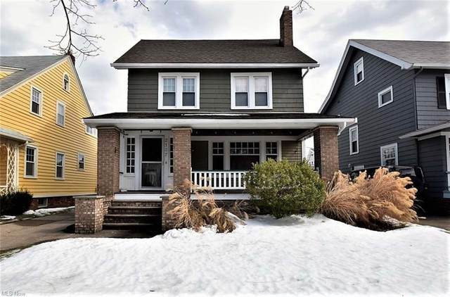 2137 Northland Avenue, Lakewood, OH 44107 (MLS #4252706) :: The Art of Real Estate