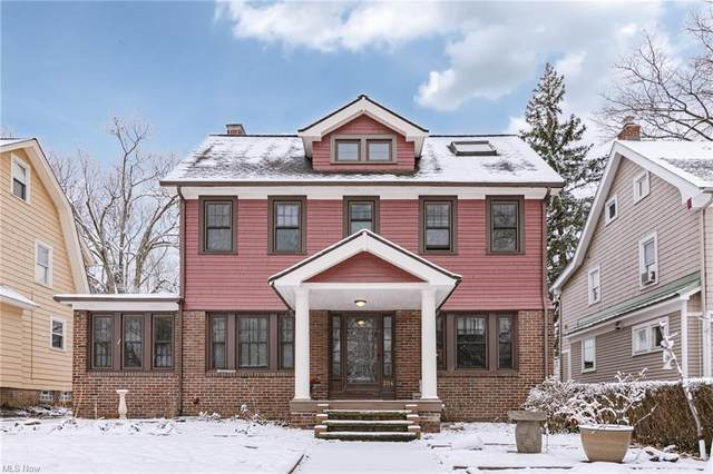 3114 Corydon Road, Cleveland Heights, OH 44118 (MLS #4252774) :: RE/MAX Trends Realty