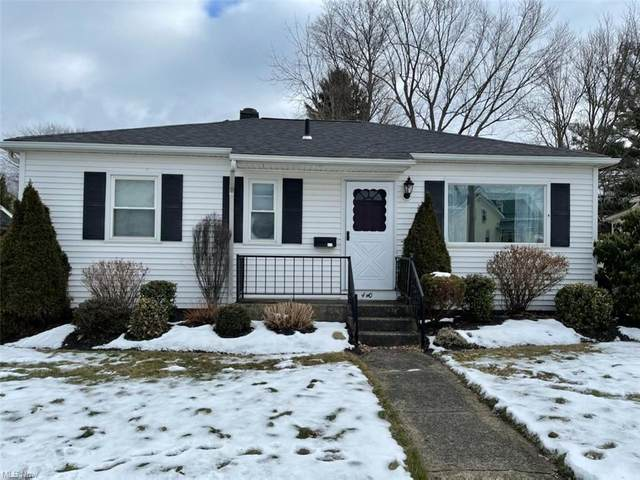 440 Broad - Rt 7 Street, Conneaut, OH 44030 (MLS #4252793) :: Krch Realty
